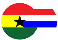 Stichting Ghana-Haarlem Logo